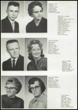 1962 Maddock High School Yearbook Page 18 & 19