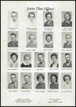 1962 Maddock High School Yearbook Page 24 & 25