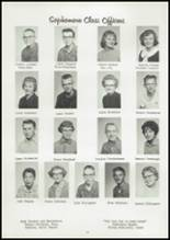 1962 Maddock High School Yearbook Page 28 & 29