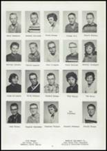 1962 Maddock High School Yearbook Page 32 & 33