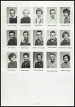 1962 Maddock High School Yearbook Page 34 & 35