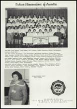 1962 Maddock High School Yearbook Page 36 & 37