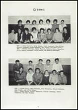 1962 Maddock High School Yearbook Page 40 & 41