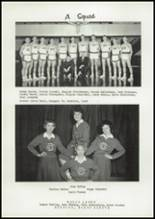 1962 Maddock High School Yearbook Page 52 & 53