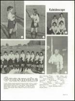 1977 Liberty High School Yearbook Page 86 & 87