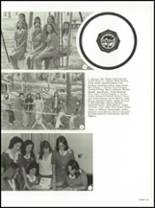 1977 Liberty High School Yearbook Page 104 & 105