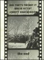 1977 Liberty High School Yearbook Page 212 & 213