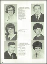 1967 Adena High School Yearbook Page 34 & 35