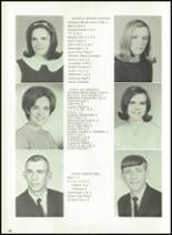 1967 Adena High School Yearbook Page 42 & 43