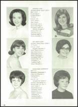 1967 Adena High School Yearbook Page 44 & 45