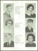 1967 Adena High School Yearbook Page 50 & 51