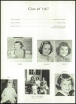 1967 Adena High School Yearbook Page 62 & 63