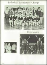 1967 Adena High School Yearbook Page 76 & 77