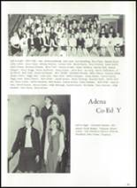1967 Adena High School Yearbook Page 80 & 81