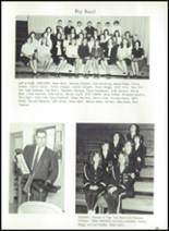 1967 Adena High School Yearbook Page 92 & 93