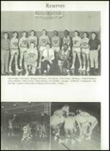 1967 Adena High School Yearbook Page 100 & 101