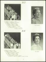 1964 South Middleton Township High School Yearbook Page 14 & 15