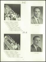 1964 South Middleton Township High School Yearbook Page 16 & 17