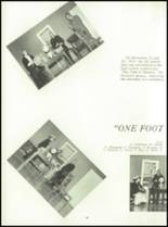 1964 South Middleton Township High School Yearbook Page 84 & 85