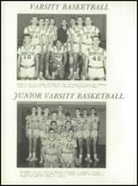 1964 South Middleton Township High School Yearbook Page 92 & 93