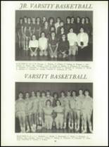 1964 South Middleton Township High School Yearbook Page 94 & 95