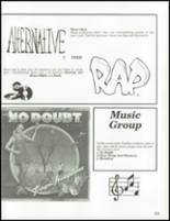 1997 Pacifica High School Yearbook Page 232 & 233