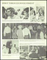 1970 Orono High School Yearbook Page 12 & 13