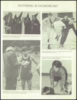 1970 Orono High School Yearbook Page 18 & 19