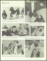 1970 Orono High School Yearbook Page 20 & 21