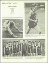 1970 Orono High School Yearbook Page 28 & 29