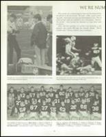 1970 Orono High School Yearbook Page 32 & 33