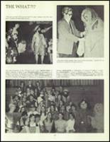 1970 Orono High School Yearbook Page 46 & 47