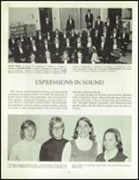 1970 Orono High School Yearbook Page 64 & 65