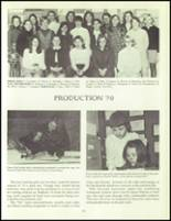 1970 Orono High School Yearbook Page 66 & 67