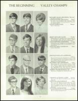1970 Orono High School Yearbook Page 96 & 97