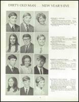 1970 Orono High School Yearbook Page 102 & 103