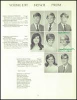 1970 Orono High School Yearbook Page 104 & 105