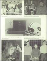 1970 Orono High School Yearbook Page 106 & 107