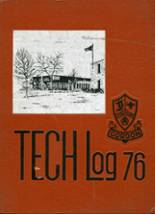 1976 Yearbook Gordon Technical High School