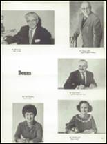 1969 Bayside High School Yearbook Page 16 & 17