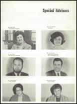 1969 Bayside High School Yearbook Page 18 & 19
