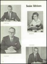 1969 Bayside High School Yearbook Page 20 & 21
