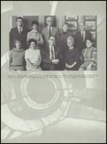 1969 Bayside High School Yearbook Page 26 & 27