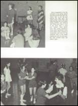 1969 Bayside High School Yearbook Page 34 & 35
