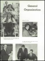 1969 Bayside High School Yearbook Page 58 & 59