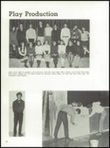 1969 Bayside High School Yearbook Page 70 & 71