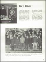 1969 Bayside High School Yearbook Page 72 & 73