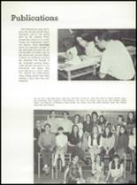 1969 Bayside High School Yearbook Page 74 & 75