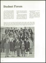 1969 Bayside High School Yearbook Page 80 & 81
