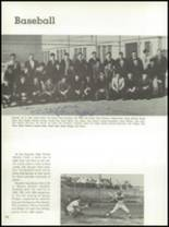 1969 Bayside High School Yearbook Page 106 & 107